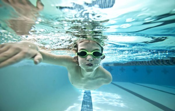 Swimming lessons for kids across Scotland