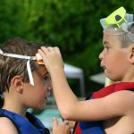 Quality affordable swimming lessons for kids