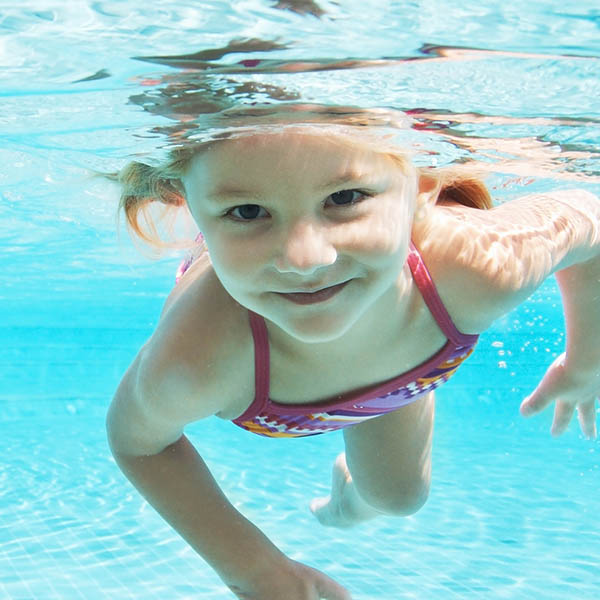 Swimming venues across Scotland